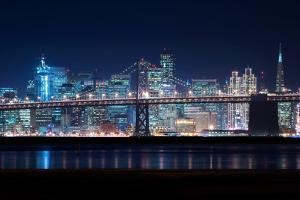 Blue City San Francisco by Vincent James