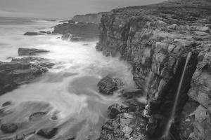 Blustery Sonoma Seascape, California Coast by Vincent James