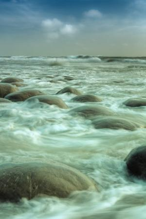 Bowling Ball Beach Forms by Vincent James