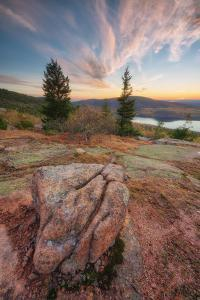 Cadillac Mountain Beauty by Vincent James