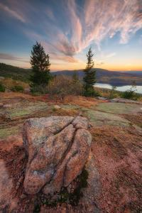 Cadillac Mountain Sunset Beauty, Acadia by Vincent James