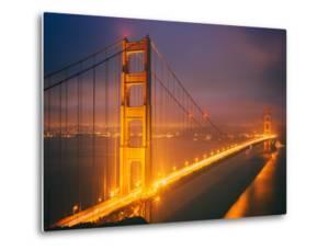 Classic Misty Golden Gate, San Francisco by Vincent James