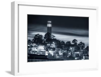 Coit Tower, Early Evening by Vincent James