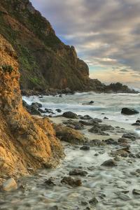 Cosmic Shore at Big Sur by Vincent James