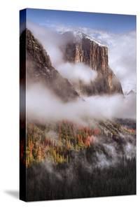 Dreamy Morning at El Capitan, Yosemite Valley by Vincent James