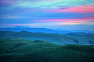 Ethereal Layers, Petaluma Sonoma California by Vincent James