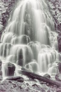 Fairytale Falls, Infrared by Vincent James
