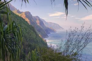 Framed Coast, Kauai by Vincent James