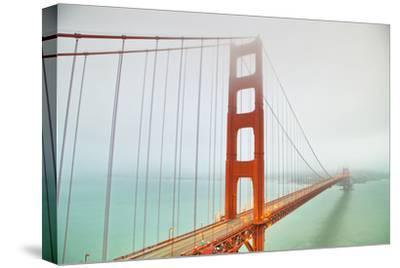 Into the Fog at Golden Gate Bridge, San Francisco