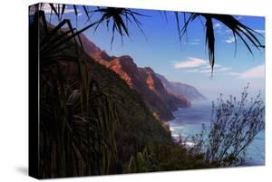 Island Dream Hawaii Kauai N? Pali Coast State Park Aloha by Vincent James