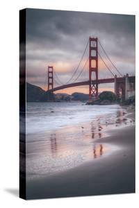 Late Summer Evening at Golden Gate Bridge by Vincent James