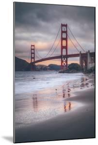 Late Summer Evening at Golden Gate Bridge by Vincent James