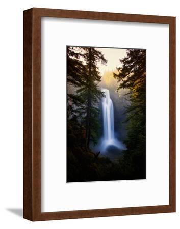 Magical and Dreamy Salt Creek Falls Wiliamette National Forest, Oregon Wilderness by Vincent James