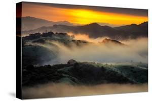 Magical Hills and Spring Sunrise, Northern California, San Francisco Bay Area by Vincent James