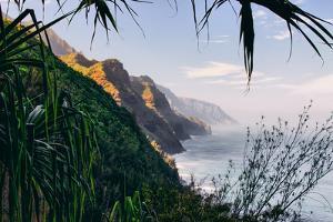 Magical Na Pali Coast, Kaui Hawaii Islands by Vincent James