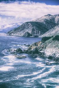 Misty and Magical Big Sur Coastline, Central California by Vincent James