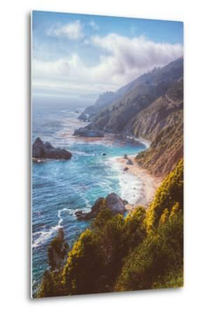 Misty Big Sur Coastline, California