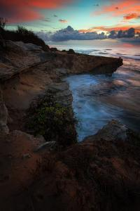 Moody Kauai Sunrise Destination South Hawaii Islands by Vincent James