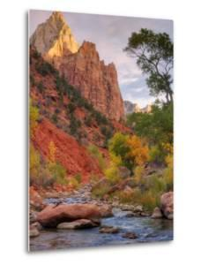 Morning Along the Virgin River by Vincent James