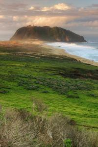 Morning at Point Sur Lighthouse by Vincent James