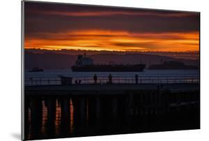 Morning at Sausalto Pier with Photographers California Bay Area by Vincent James