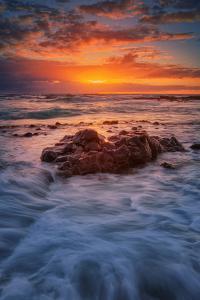 Morning Glory Sunrise, Kapaa East Kauai, Hawaii by Vincent James