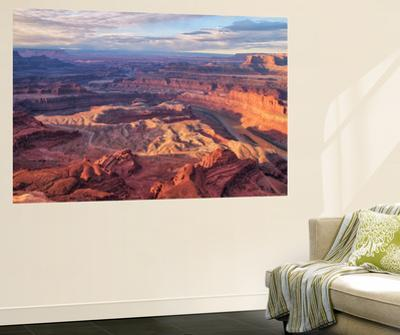 Morning Light at Dead Horse Point, Southern Utah by Vincent James