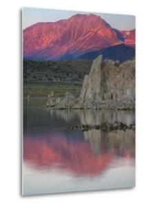 Morning Light at Mono Lake, California by Vincent James