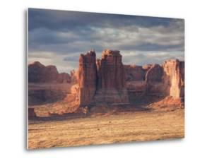 Morning Outside Moab, Utah by Vincent James