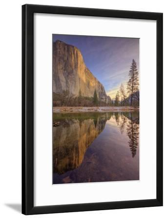 Morning Reflections in Yosemite Valley