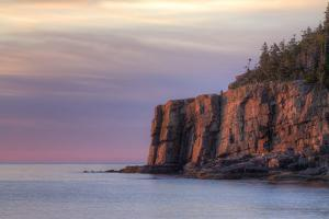 Morning Scene at Otter Point, Acadia National Park by Vincent James