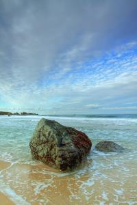 Morning Seascape at Garrapata Beach by Vincent James