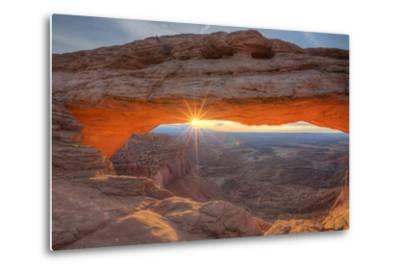 Morning Sun at Mesa Arch, Canyonlands, Southern Utah