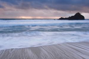 Ocean Movement at Pfeiffer Beach by Vincent James