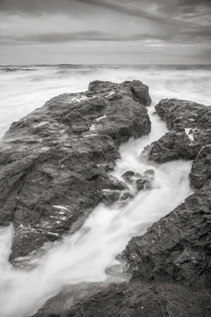 Ocean Painted Seascape No. 2, Mendocino Coast by Vincent James