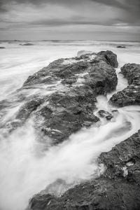 Ocean Painted Seascape No. 3, Mendocino Coast by Vincent James