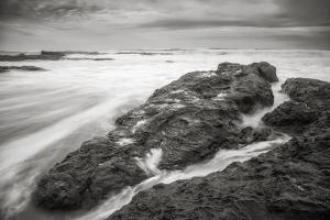 Ocean Painted Seascape No. 4, Mendocino Coast by Vincent James