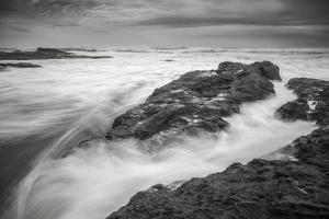 Ocean Painted Seascape No. 5, Mendocino Coast by Vincent James