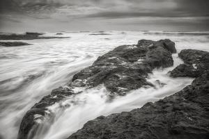 Ocean Painted Seascape No. 6, Mendocino Coast by Vincent James