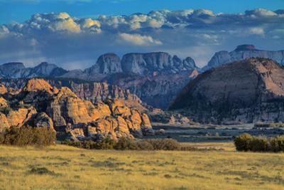 Outside Zion, Virgin Utah Southern Southwest National Park by Vincent James