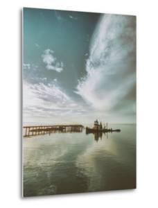 Polaris Cloudscape, Northern California by Vincent James