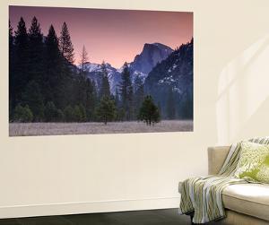 Pre Dawn at Half Dome, Yosemite Valley by Vincent James