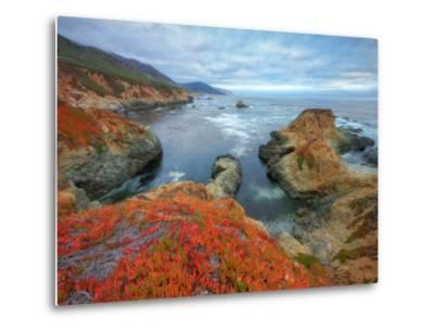 Seascape at Soberanes Point by Vincent James