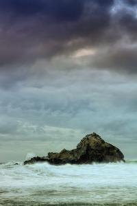 Seascape Mood at Big Sur by Vincent James