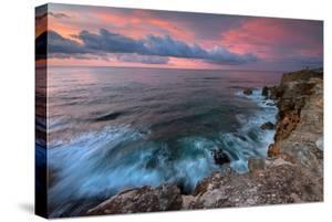 Southern Kauai Epic Sunrise Hawaii Coast Stormy Natural Beauty by Vincent James