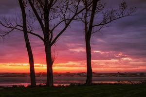 Sunrise at Ogunquit, Maine by Vincent James