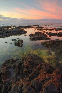 Sunrise Lava Pools at Poipu by Vincent James