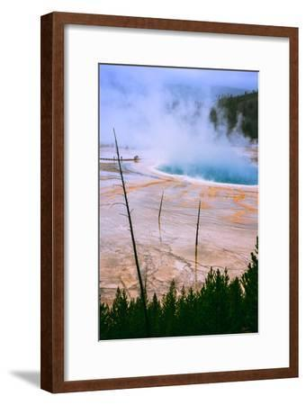 The Amazing Grand Prismatic Spring, Yellowstone National Park