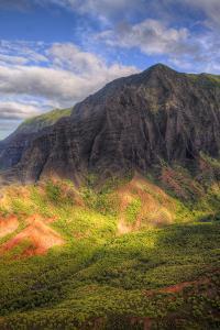 The Magical Hills of Na Pali Coast, Kauai Hawaii by Vincent James