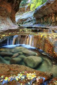 The Unique and Mysterious Subway at Zion by Vincent James